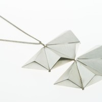 Double Moving Necklace